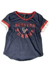 Houston Texans Jersey Girls Small 7/8 - $20.57