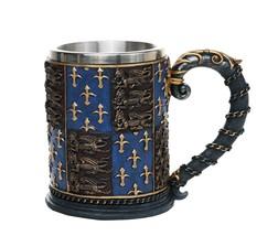 Medieval Times Coat of Arms Mug Tankard 13oz - £20.01 GBP