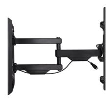 "MountWerks MW125C64V2 TV Wall Mount for Flat Panel Display - 32"" to 70"" Screens image 3"