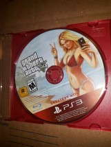Grand Theft Auto V (PlayStation 3, 2013)Disc Only! - $9.99