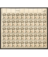 Douglas MacArthur, Sheet of 6 cent stamps, 50 stamps total - $7.50