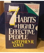 7 Habits Of Highly Effective People Covey 6 CDs New - $9.49