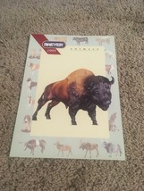 Breyer 1995 DEALERS CATALOG Large Format Animal Catalog Insert Rare - $22.27