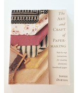 The Art And Craft of Papermaking: Step-by-Step Instructions Scrapbook Paper + - $6.99
