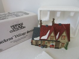 DEPT 56 58338 BUTTER TUB FARMHOUSE DICKENS VILLAGE BUILDING NO CORD  D1 - $21.51