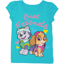 Nickelodeon PAW Patrol Toddler Girls Best Friends T-Shirt Size 2T NWT - $13.99