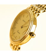 14k SOLID Gold Geneve Womens Watch UK SELLER BHS - $2,026.63
