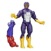 Marvel 6 Inch Legends Forces of Evil Cottonmouth Action Figure (Build Red Skull) image 2