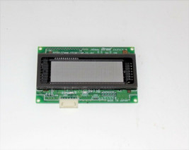 GE Profile Dryer : Control Board Display (WE4M419) {P3993} - $259.40