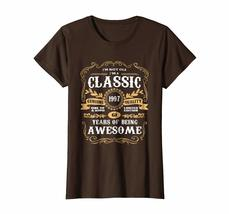 Uncle Shirts -   Vintage Classic 1997 Shirt 21st Birthday Gifts For Women Men Wo image 4