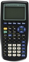 Texas Instruments TI-83 Plus Graphing Calculator - $105.61