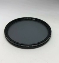 VIVITAR 62mm polarizing  Filter, Circular Polarizer CPL Japan - $11.88