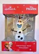 Hallmark/Disney Frozen Olaf Snowman Resin Chris... - $10.00