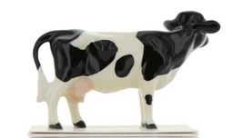 Hagen Renaker Miniature Cow Holstein Mama Ceramic Figurine image 6