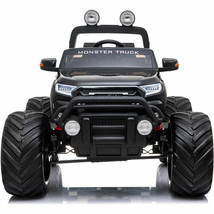 Ride On MotoTec Monster Truck 4x4 12v Parents Remote Control Kids 3 to 8 y.o. image 2