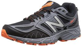 Black 510v3 12 Balance Trail Running Shoe Men's US 4E Grey wvanRUq7x