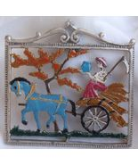 The Princess and the horse miniature - $29.00