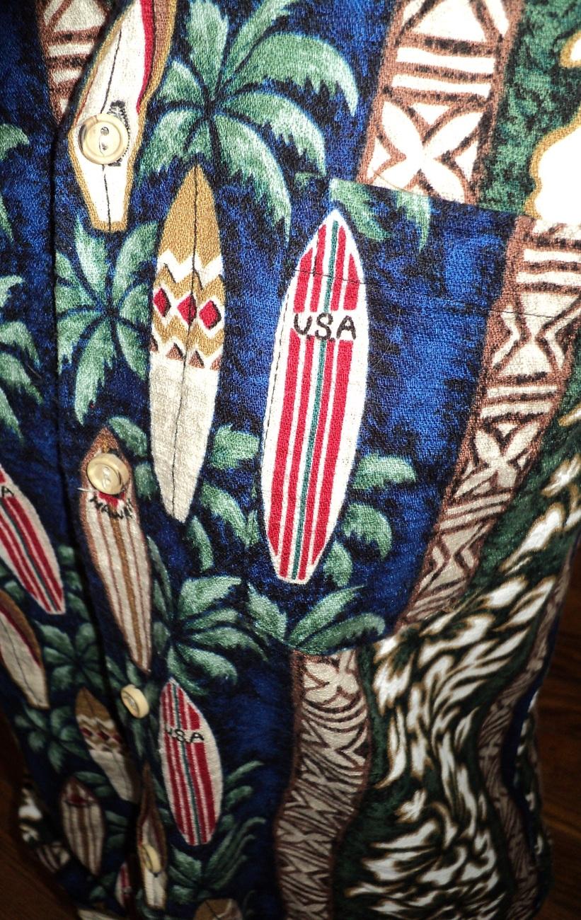Boys hawaiian shirt 002