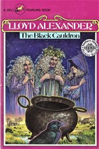 The Black Cauldron By Lloyd Alexander (1990) - $3.50