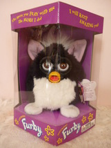 Original 1998 FURBY Tuxedo Furby Model 70-800 NRFB Never Removed from Box NEW - $59.99
