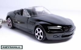 KEY CHAIN RING BLACK Z-3 BMW Z3 ROADSTER CABRIO KEYRING - $34.95