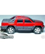 KEY CHAIN RING 2002~2006/2007/2008 RED CHEVY AVALANCHE - $29.95