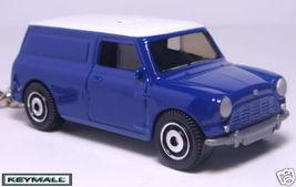 Porte clé Mini Cooper Van Austin Morris Bleu LEYLAND - $24.84