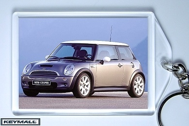 porte cle new bmw mini cooper gris metal gray grey key chain keychains. Black Bedroom Furniture Sets. Home Design Ideas