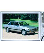 Ancien Model Porte Clé PEUGEOT 505 V6 Gris Metallis&#23 - $9.95