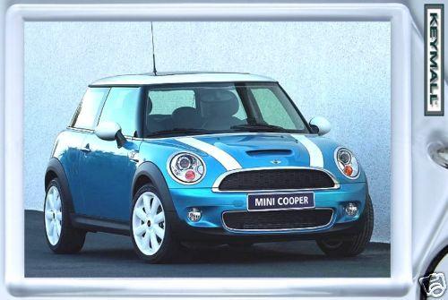 porte cle new bmw mini cooper s bleu blanche blue key chain keychains. Black Bedroom Furniture Sets. Home Design Ideas