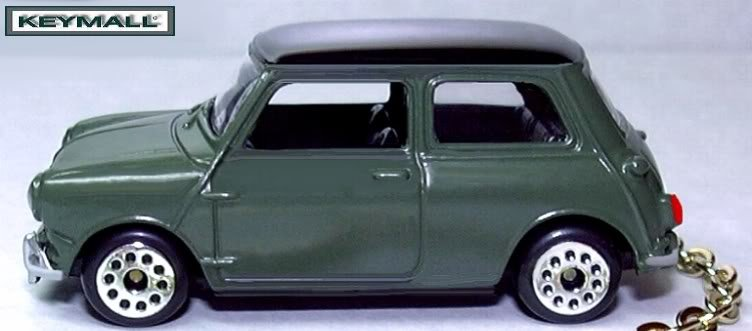 porte cle mini cooper austin morris leyland verte key chain austin. Black Bedroom Furniture Sets. Home Design Ideas