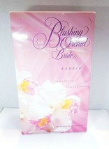 Wedding Flower Collection - Blushing Orchid Bride Barbie - Limited Edition - $42.74