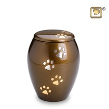 Majestic Paws Small Pet Funeral Cremation Urn, 60 Cubic Inches - $73.50