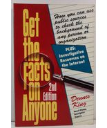 Get the Facts on Anyone by Dennis King - $3.99