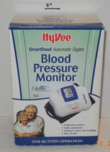 Hyvee Smartread Automatic Digital Blood Pressure Monitor - $23.38