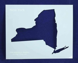 State of New York Stencil 14 Mil - Painting /Crafts/ Templates - $13.99