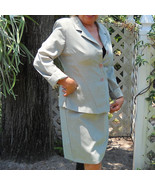 Jacket and Skirt Gray Suit Alexandra Michaels - $16.00