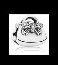 Pandora  Sparkling Handbag Charm,791534CZ - $32.68
