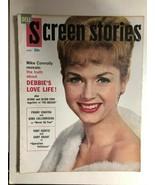 SCREEN STORIES magazine January 1960 Debbie Reynolds cover - $9.89