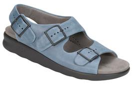 SAS Women's Shoes Relaxed Sandal Denim 8.5 Medium FREE SHIPPING Brand Ne... - $99.99