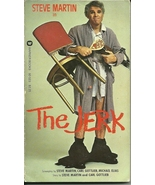 Steve Martin In The Jerk 1979 Softcover Book - $2.62 CAD
