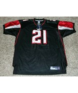 Authentic NFL Reebok D'angelo Hall Jersey Atlanta Falcons Size 54 NWT - $49.01