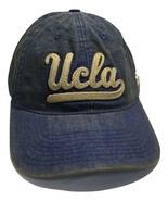 Adidas UCLA Bruins Cap. Men's Adjustable Hat, Distressed Look - Blue Jean. - $15.51