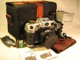*New* Vintage Camera OLYMPIA EL1124 with Strap, Manual, Case [X2] - $31.58