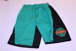Youth TMNT S (6/7) Athletic Performance Shorts Nickelodeon - $9.49