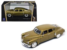 1948 Tucker Gold Signature Series 1/43 Diecast Model Car by Road Signature - $27.99