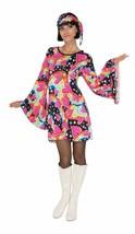 Gogo Fille - Petit 60s, Femmes Costume Déguisement - $14.62