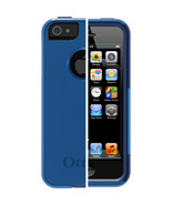 New Otterbox Commuter Series Case - Blue - Apple iPhone 5 In OEM Retail Box - $12.99