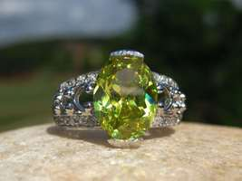 SPELL CAST TRINKA 5 MONEY DRAWING RING~ POWERFUL FOR DRAWING WEALTH! $$$ - $33.00