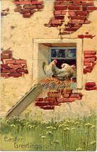 Easter Greetings Paul Finkenrath of Berlin Vintage Post Card - $6.00